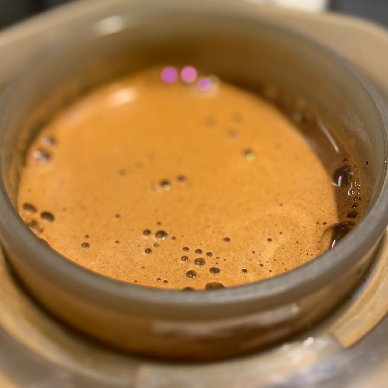 Really looking forward to this next cup of @elevenspeedcoffee and @esquimaltroasting coffee. #coffee #aeropress #shoplocal #yyjcoffee