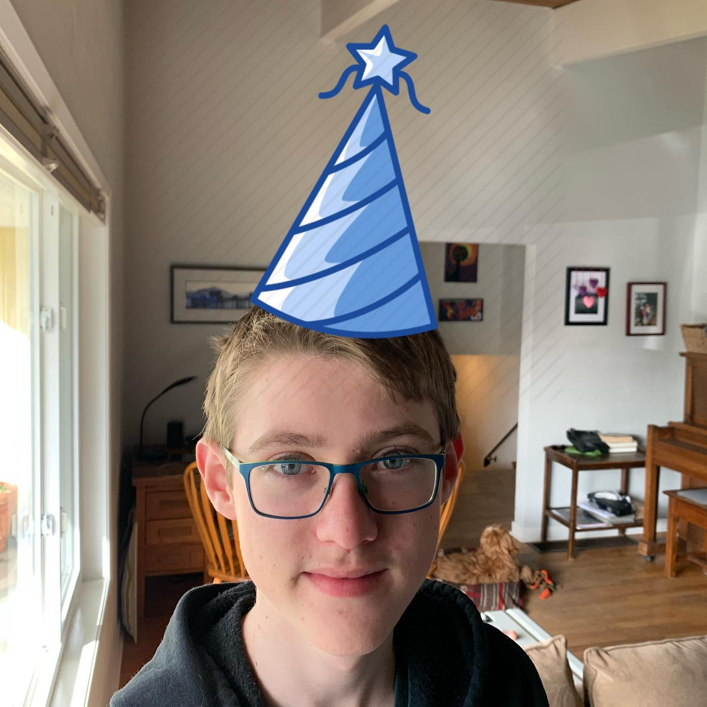 How time flies. 15 years ago E joined this world and our lives. It's been quite an adventures since then. Love you lots. #happybirrhday #turned15