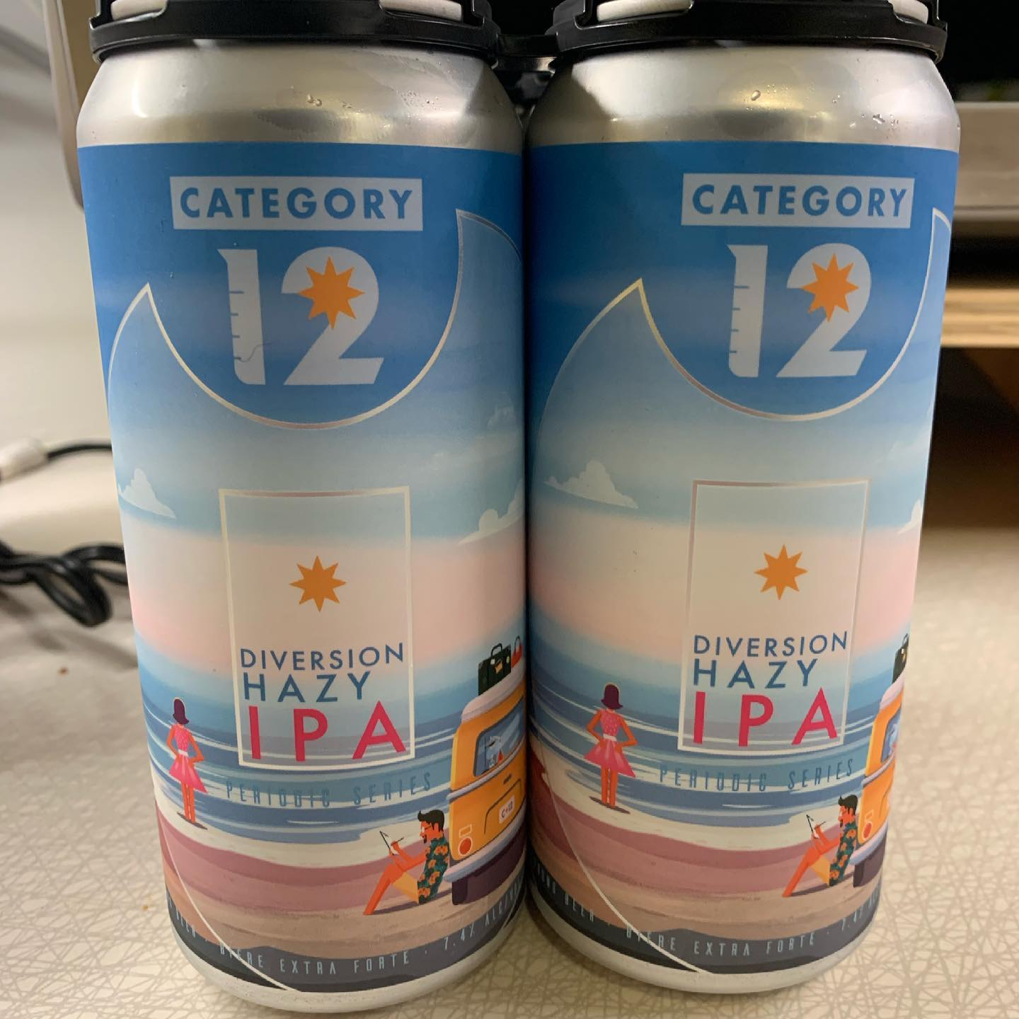Looking forward to this @c12beer that I just got from @tudorhouseliquorstore #yyj #beer #yyjbeer #hazyipa