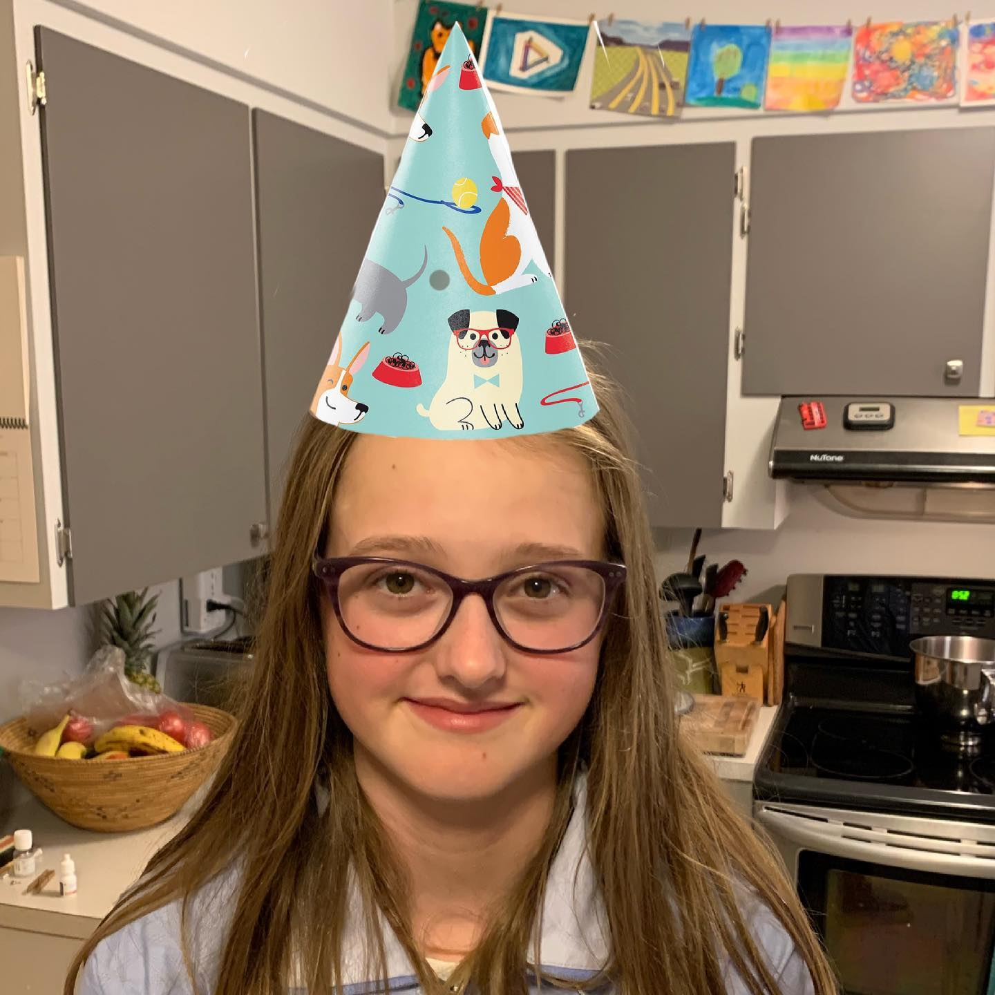 A big happy birthday to my daughter who is now 13! #happybirthday
